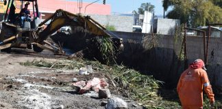 CAAMT dará seguimiento a la limpieza y desazolve de drenes