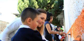 Realiza DIF Pachuca mejoras a espacios infantiles