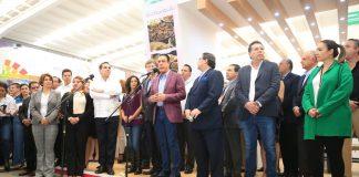 Acude Fayad a inauguración formal de Feria de los Pueblos Mágicos