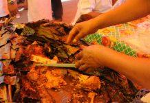 Participan más de 200 cocineras tradicionales en Festival Gastronómico