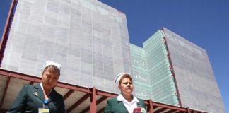 El próximo año estaría listo Hospital del IMSS en Pachuca