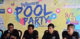Celebrarán Influencer Pool Party en Ixmiquilpan