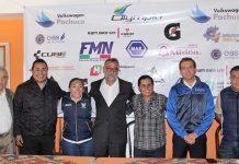 Organizan Copa Olympia de natación