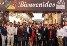 Celebran Festival del Paste en Real del Monte