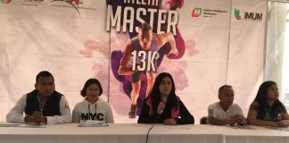Presentan carrera Atleta Master en San Salvador