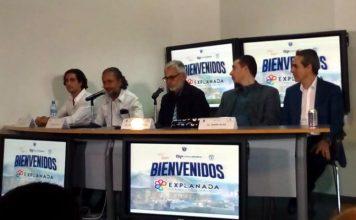 Anuncian Tuzo World en Explanada Pachuca Malltertainment