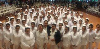 UTec Tulancingo coloca cofias a 78 próximos enfermeros