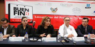 Anuncian oficialmente El Buen Fin en Pachuca