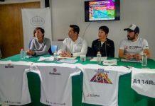 Presentan el XVII Campeonato Nacional Máster de Marcha