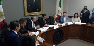 Instala Congreso local cinco nuevas comisiones legislativas
