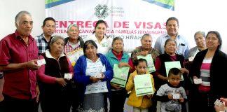 Adultos mayores, los que viajan a EU a visitar migrantes: CSH