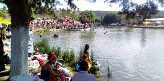 Drenaje provoca daño ecológico a Laguna de San Juan Hueyapan