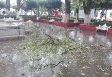 Afectadas vialidades de Hidalgo por lluvias y heladas