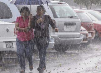Hasta el jueves, lluvia y posibles heladas en el estado