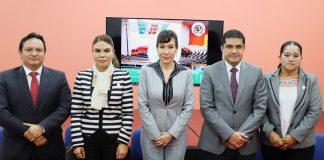 Grupo legislativo del PRI presenta su agenda de trabajo