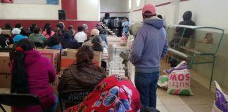 Sagarpa da apoyo de autoconsumo a familias de Santiago Tulantepec