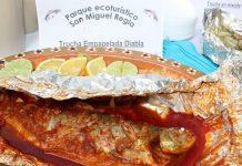Se llevó a cabo el Cuarto Festival de la Trucha en Huasca