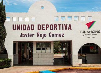 Destinan 500 mil pesos para rehabilitar Unidad Deportiva Tulancingo