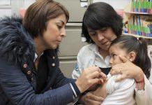 Refuerzan vacunación contra influenza