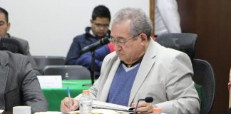 Recibe Congreso a autoridades para atender propuestas de presupuesto