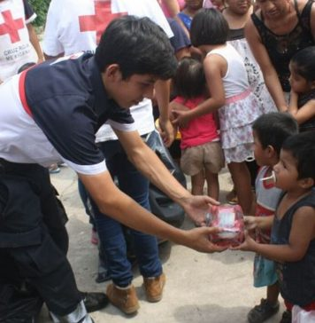 Cruz Roja Tulancingo realiza colecta de juguetes