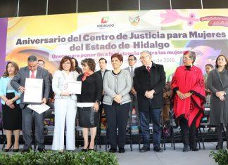 Celebra cuarto aniversario el Centro de Justicia para Mujeres