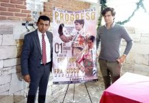 Presentan corrida de feria de Progreso de Obregón