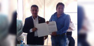 Firman acuerdo Ciceh y Alianza Campesina de Ixmiquilpan