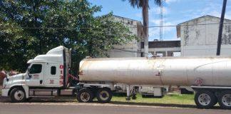 Niega Transtell transportar gasolinas a Pemex