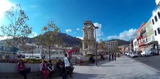Huelga en el municipio de Pachuca alcanza al Reloj Monumental