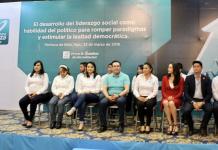 Prepara Nueva Alianza Hidalgo a sus cuadros de jovenes