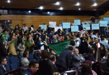Presentan iniciativa para despenalizarel aborto en Hidalgo