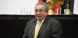 Hay voluntad para trabajar reforma política electoral: Baptista