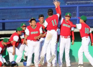 Clasifican juveniles a Olimpiada Nacional en béisbol