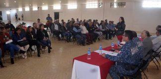 Brinda plática preventiva sobre robo de menores en Cuautepec