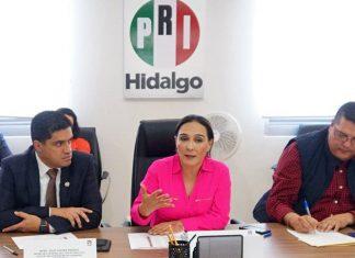 PRI emite convocatoria para registro de candidatos