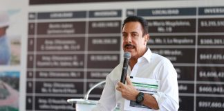 Entrega gobernador obras en Actopan