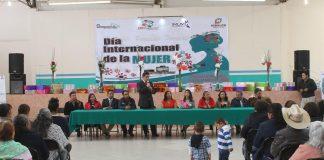 Conmemorarán Día Internacional de la Mujer en Singuilucan