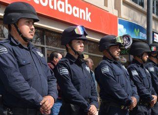 Emiten convocatoria para concursar por plazas en la policía de Pachuca