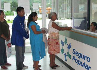 Seguro Popular atendió a 438 mujeres con cáncer cervicouterino