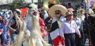 """Santiago Tulantepec celebrará su Carnaval """"Orgullo y Tradición"""""""