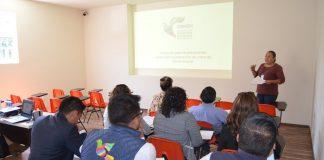 Capacitan a personal de la CDHEH en protocolos contra abuso