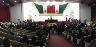 Diputados locales acuerdan emitir exhorto al presidente de México