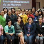 Capacita IHM a instancias municipales de la mujer