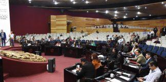 Presentan reforma a la Ley Orgánica del Congreso de Hidalgo