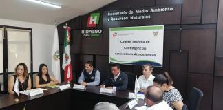 Se levanta la contingencia ambiental en Pachuca