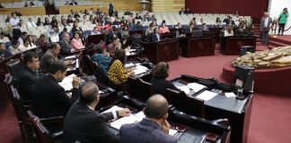 Congreso Local deja sin designación integrante del Itahi