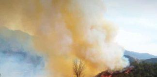 Semarnath Incendio