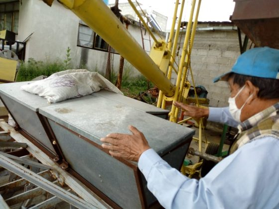 Innovan maquinaria para mejorar la producción agrícola del estado