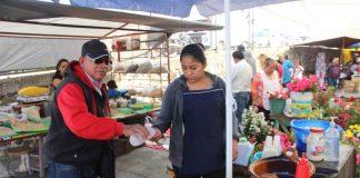 Retoman actividades comercios no esenciales en Tulancingo